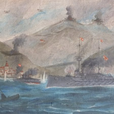 Battle Portrait of SMS Radetsky