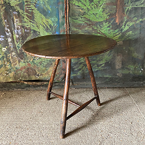 Oak amp Sycamore Cricket Table